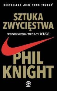 Książka Nike recenzja