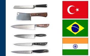 Inwestycja w Turcji, Indiach, Brazylii