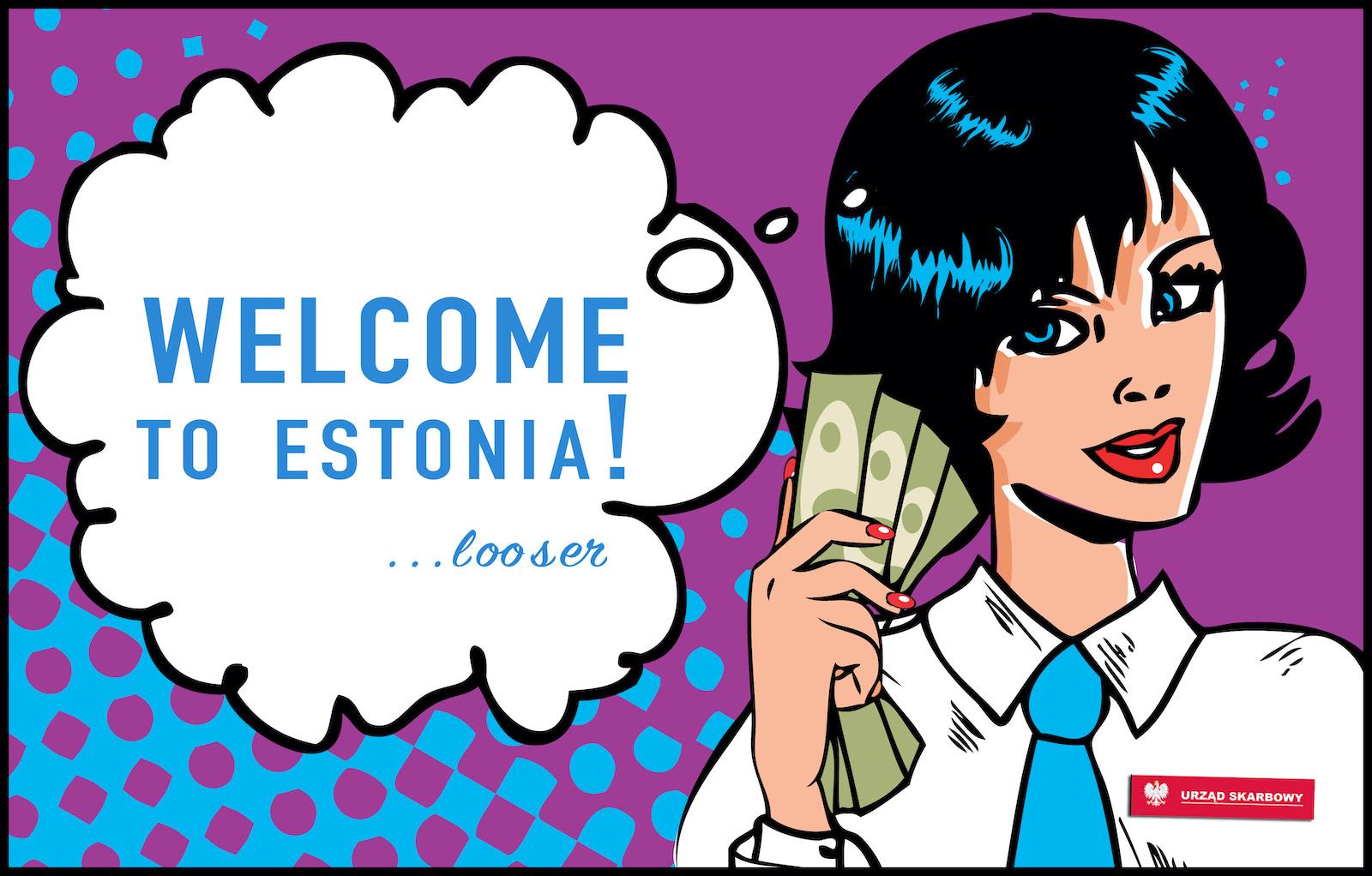Spółka wEstonii - koszty ikorzyści